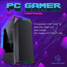 Pc Gamer Crypton - Trooper - Captain