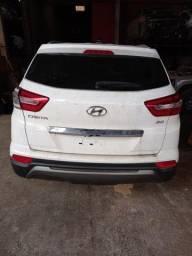 Sucata Hyundai Creta 2.0 Flex 2019/ Para Vendas de Peças