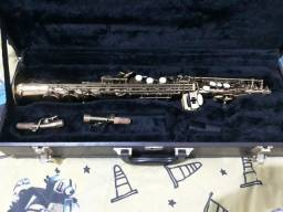 Saxofone Soprano Sb usado