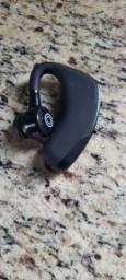 Fone ouvido via Bluetooth