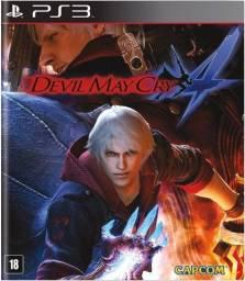 Título do anúncio: Devil May Cry 4 de Ps3