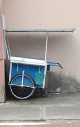 Carroça de lanches R$:650