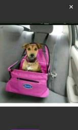 Cadeirinha Pet bolsa Car Seat Chalesco