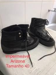 Bota Arizona impermeável