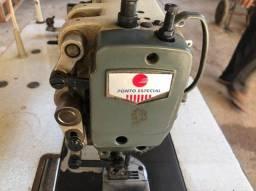 Máquina de costura ponto especial Reta