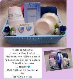 Kits a pronta entrega Natura/Boticario/Eudora