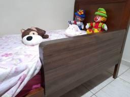 Protetor de cama para crianças