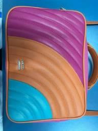 Bolsa Arezzo tiracolo multicolorida ORIGINAL