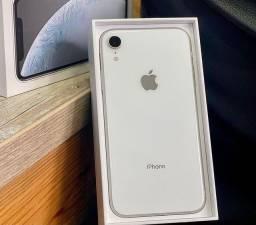 IPhone XR 64 gb novo/ 1 ano de garantia Apple