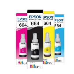 Tinta Impressora original Epson 664 70ML