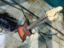Guitarra squier fender jagmaster