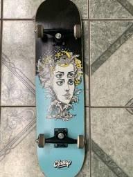 Skate semi-novo Clamp