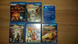 Jogos de PS Vita (lote)
