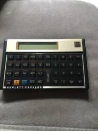Calculadora hp12c novinha