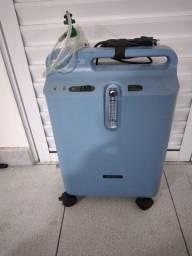Um aparelho de oxigênio Philips em perfeito estado !