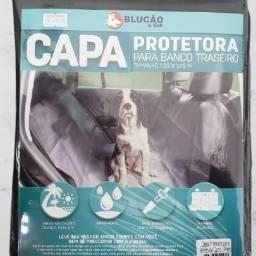R$99,90 - Capa Pet Impermeável Cães No Carro