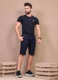 Atacado de bermudas jeans masculina