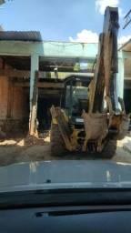 Retro escavadeira<br><br>