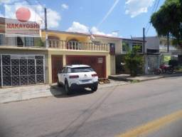 Sobrado para alugar por R$ 1.500/mês - Xaxim - Curitiba/PR