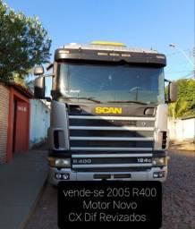 Scania R400 Evolução 2005