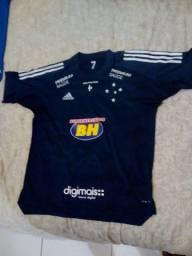 Camisa do Cruzeiro Adidas 20/21 Treino Comissão Tecnica