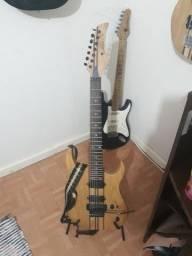 Guitarra 7 cordas Eagle egt 66