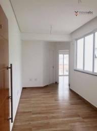 Cobertura com 2 dormitórios à venda, 106 m² por R$ 450.000 - Jardim - Santo André/SP