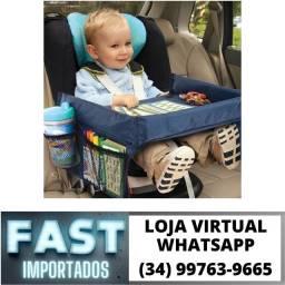 Mesa de Atividade Infantil para Cadeirinha de Carro * Nova