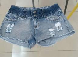 Shorts Jeans ( TAM 38 )