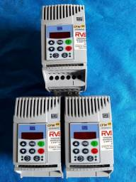 Inversor de Frequência WEG CFW08 380V 4A 2CV Ótimo Estado