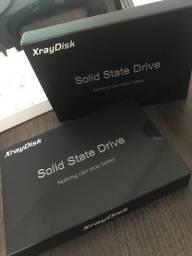 SSD 120GB R$140 / 60GB R$80 NA RETIRADA