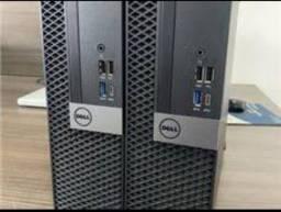 Super Dell profissional core i5/8gb/ssd NVME +hd 500