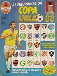 Álbum - Copa União 1988 - Completo