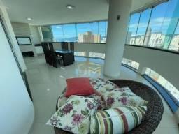 R#Lindo apartamento mobiliado com 3 dormitórios.