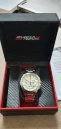 Relogio Ferrari original 0830047 na caixa