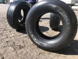 4 Pneus Bridgestone 265/70R16