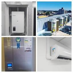 Instalação,manutenção e conserto de aquecedores,pressurisadores e medidores de gás