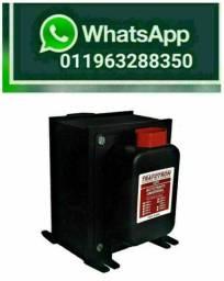 Auto Transformador DE 5000VA P/ Ar Condicionado Até 12000btus 110 220