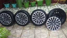 vendo peus rodas de ferro e carlotas  R16