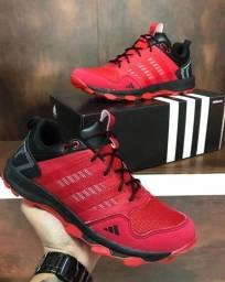 Tênis Adidas Kanadia tr7 Feminino Promoção Imperdível
