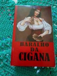 Baralho da Cigana com 36 Cartas, Acompanha 1 Livro Explicativo