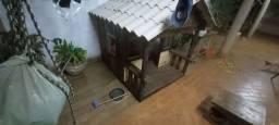 Casinha de criança rustica