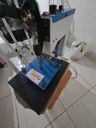 Título do anúncio: Maquina de sublimação compacta print