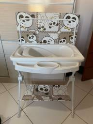 Banheira galzerano luxo panda