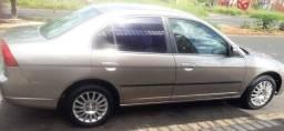 Vendo ou troco Civic LX Automático
