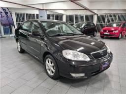 Toyota Corolla 2003 1.8 xei 16v gasolina 4p manual