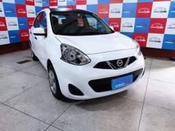 Nissan March 1.0 12V S (Flex)