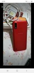 Samsung a01 32 gigas novo