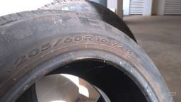 2 pneus Pirelli P7 205/60 R16