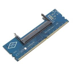 Título do anúncio: Adaptador Memoria Ram DDR4 Notebook p/ DDR4 Desktop Pc de Mesa, até 12x no cartão